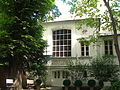 Delacroix Museum - The Studio from the Garden, Paris, sof2011.JPG