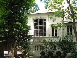 ウジェーヌ・ドラクロワ美術館