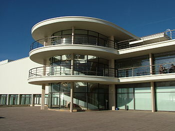English: The De La Warr Pavilion In Bexhill