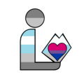 Demibisexual Pride Library Logo 2.png