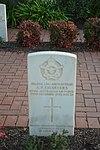 Deniliquin War Cemetery Headstone - Charters.JPG