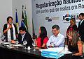 Deputada federal Teresa Surita em evento de regularização fundiária.jpg
