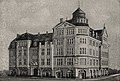 """Der """"Rheinhof"""" in Düsseldorf, Breite Straße 20 und Ecke Benrather Straße, 1907.jpg"""