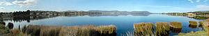 River Derwent (Tasmania) - Image: Derwent River Tasmania panorama