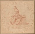 Design for a Medal- Bâtiments du Roy, 1740 MET DP219059.jpg