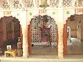 Devpuri Maharaj Samadhi Sthal Morena - panoramio.jpg