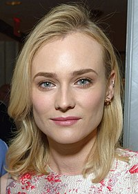 Diane Kruger - the hot, beautiful, attractive,  actress  with German, Polish,  roots in 2018