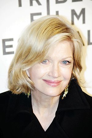 Diane Sawyer - Sawyer at the 2011 Tribeca Film Festival premiere of Jesus Henry Christ