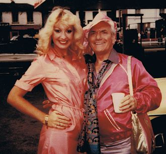 Dick Emery - Image: Dick Emery and Susie Silvey