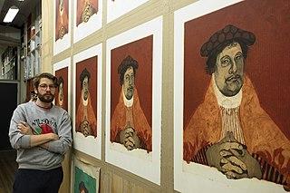 Diego Lasansky American painter