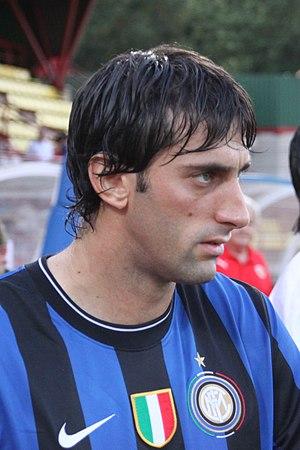 Diego Milito - Diego Milito in 2009