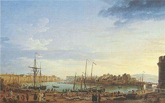 Claude Joseph Vernet - Image: Dieppe 1765