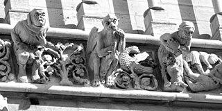 gargouilles de Notre-Dame de Dijon