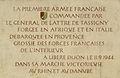 Dijon Plaque commémorative libération de la ville.jpg