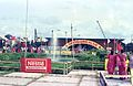 Dinosaurs Alive Exhibition - Science City - Calcutta 1995-June-July 077.JPG