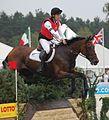 Dirk Schrade King Artus, Gelände, EM Vielseitigkeit 2011.JPG