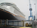 Disney Dream (2011) Papenburg 20.JPG