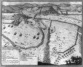 Dissegno di Barcan dirimpeto a Strigonia preso et abbrvcciato col ponte di Barche dal Generale Conte di Sovches il de primo d'Agosto 1664 LCCN2016645792.tif