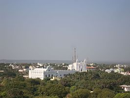Distant view from Diu Fort.JPG