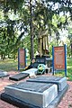 Dmytrivka Village Centre Brothery Grave of WW2 Warriors 01 (YDS 4044).jpg