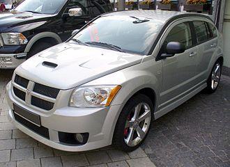 Dodge Caliber - Dodge Caliber SRT4