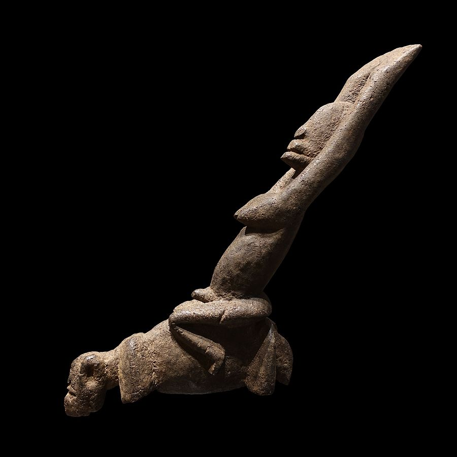 dogon sculpture-71.1935.105.155