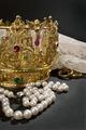 """Dokumentation, utställningen """"Silver och smycken till vardag och fest"""" år 2006 - Hallwylska museet - 85820.tif"""