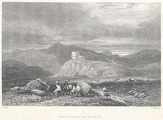 Dolwyddelan Castle, Near Capel Curig