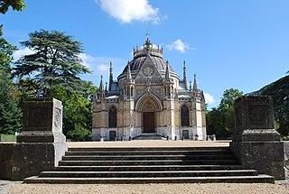 Chapelle royale de Dreux