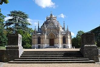 Chapelle royale de Dreux - The Chapelle Royale today