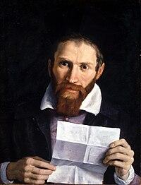 Domenichino - Portrait of Monsignor Giovanni Battista Agucchi - YORAG 787.jpg