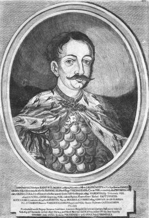 Dominik Mikołaj Radziwiłł - Image: Dominik Mikołaj Radziwiłł