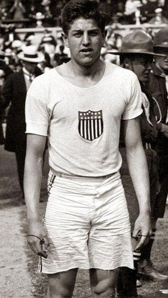 Donald Lippincott - Donald Lippincott at the 1912 Olympics