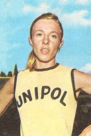 Donata Govoni - Donata Govoni in 1970