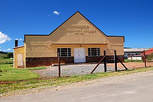 Donnybrook, KwaZulu-Natal - A building in Donnybrook