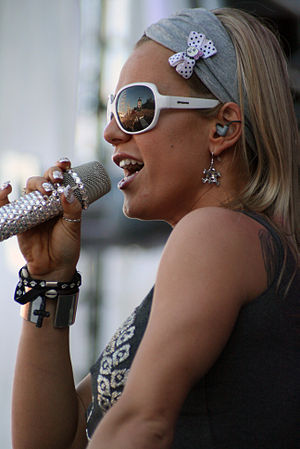 Doda (singer) - Doda in 2007