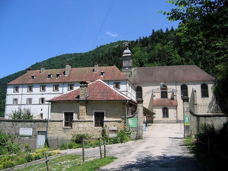 Doubs Consolation-Maisonnettes Abbaye