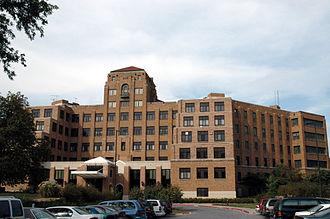 Hospitals in Omaha, Nebraska - The Douglas County Hospital in Midtown Omaha