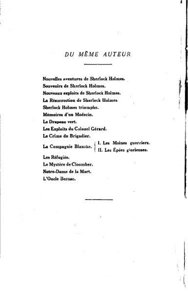 File:Doyle - Les Aventures de Sherlock Holmes.djvu