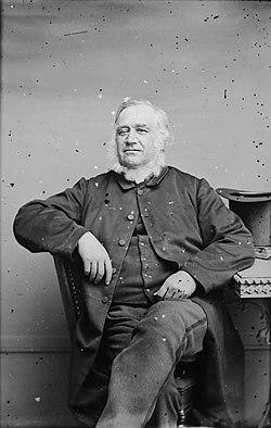 Dr william rees (gwilym hiraethog, 1802 83) (1870) nlw3364253