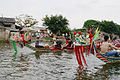 Dragon boat races at China.jpg