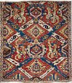 Dragon carpet from Azerbaijan, 17-18th century, 212 x 184 cm, T84-1909.jpg