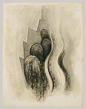 de3557654 Georgia O'Keeffe, Drawing XIII, 1915, Charcoal on paper, Metropolitan  Museum of Art