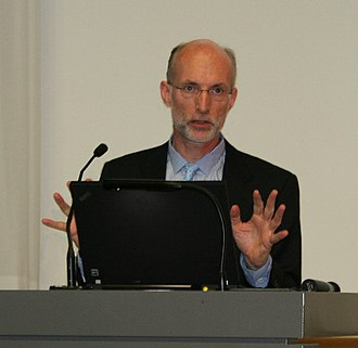 Stuart Parkin - Parkin in 2009, receiving the Dresden Barkhausen Award.
