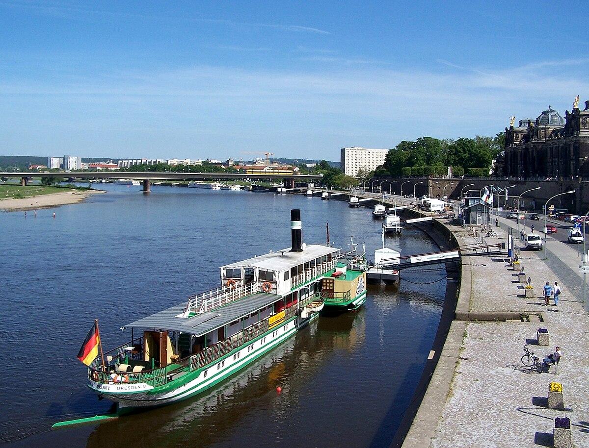 Sächsische Dampfschiffahrt – Wikipedia