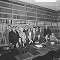 Drie progressieve partijen (PvdA, D66, PPR) presenteren schaduwkabinet, Bestanddeelnr 926-0342.jpg