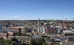 Drogheda from the South
