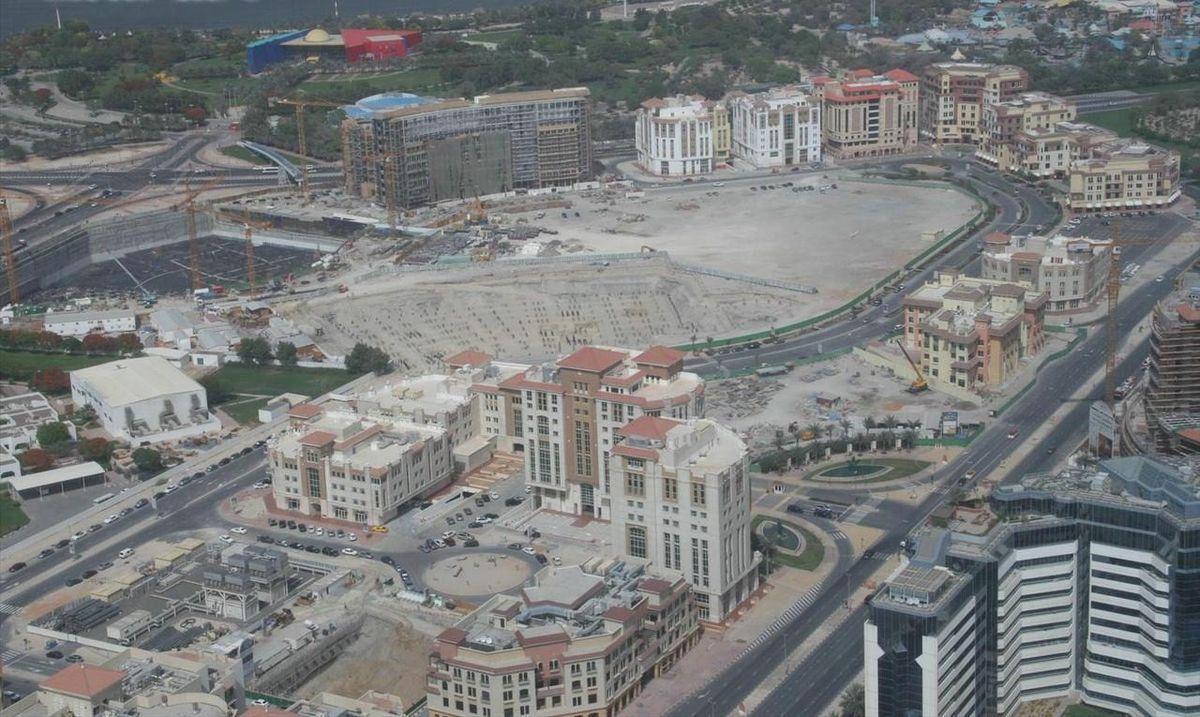Dubai Media City Hotels