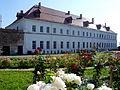 Dubno Rivnenska-Palace in Dubno castle.jpg