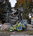 Dubno Shevchenko Monument RB.jpg